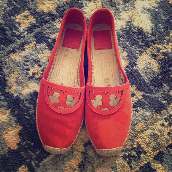 Tory Burch Shoes - NWOB Tory Burch Sydney Espadrilles!!!